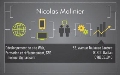 Nicolas Molinier